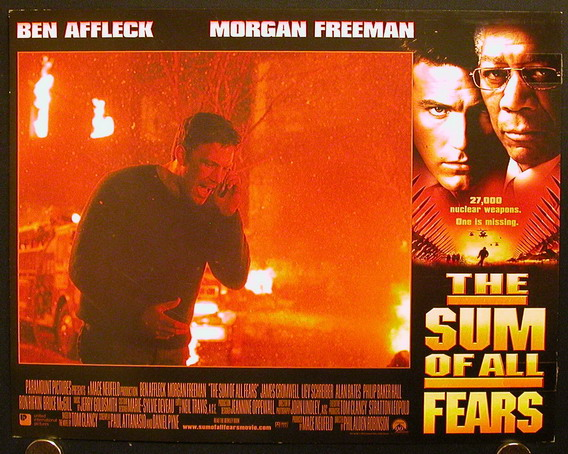 The Sum of All Fears film  Wikipedia