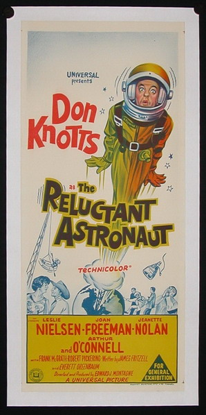 the reluctant astronaut youtube - photo #30