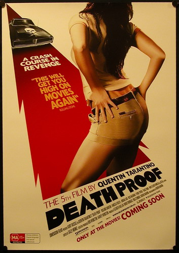 Death Proof poster  eBay